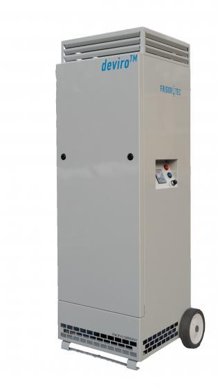 Luftreiniger deviro™ AF650